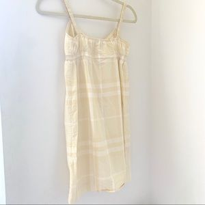 Burberry Intimates & Sleepwear - Burberry night gown chemise. GUC size SMALL